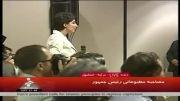 جواب دندان شکن احمدی نژاد به خبرنگار بی بی سی فارسی bbc