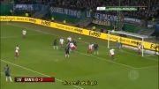 هامبورگ 0 - 5 بایرن مونیخ /جام حذفی آلمان