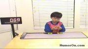 پسر بچه 6 ساله روبیک رو تو 37.89 ثانیه حل میکنه!!!