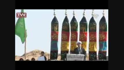 عاشورای فکه 94 - حجت الاسلام حاجتی - کم حجم