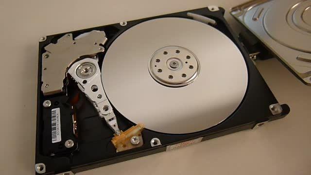از کار افتادن چرخش دیسک هارد اکسترنال مغناطیسی