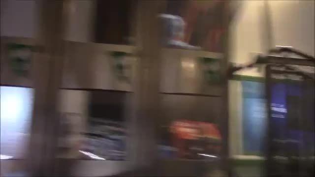 تبدیل ایستگاه مترو به تبلیغات PS4 توسط سونی
