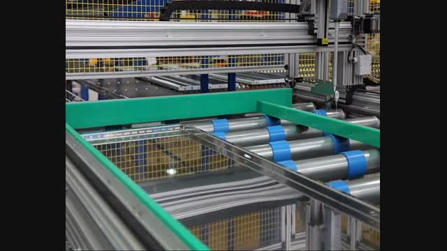 سیستم تزریق چندگانه پلیمر و چسب مکانیزه خط تولید شیشه