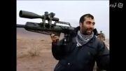 اسلحه مرگبار آرش ساخت ایران.(کمان آرش)