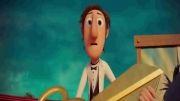 انیمیشن Cloudy with a Chance of Meatballs 2009   پارت 06