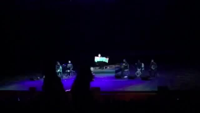 سامی یوسف-اجرای ترانه آذری برو،برو،یار آمده در باکو2015