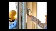 تعویض پنجره قدیمی با پنجره یو پی وی سی