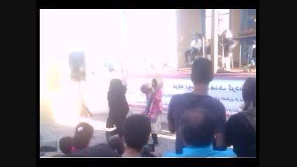 رقص محلی در جشنواره اقوام ایران زمین در گلستان