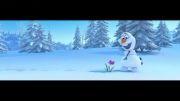 انیمیشن زیبای از شرکت والت دیزنی