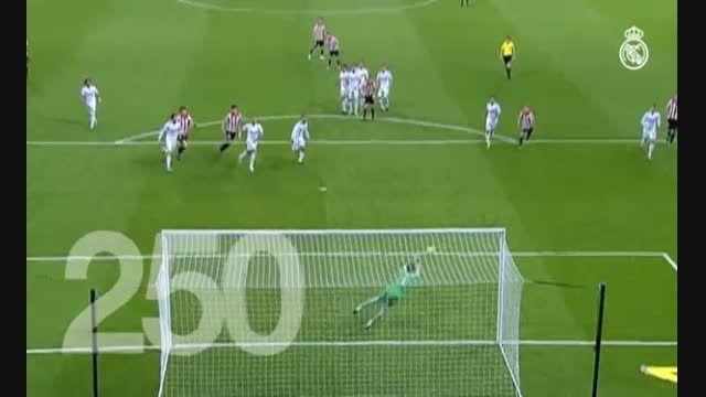 لحظات کاسیاس در رئال مادرید 2