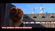 انیمیشن Frozen 2013 دوبله فارسی(پارت3)