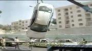 مراحل نجات یک خودروی تصادفی در ایران