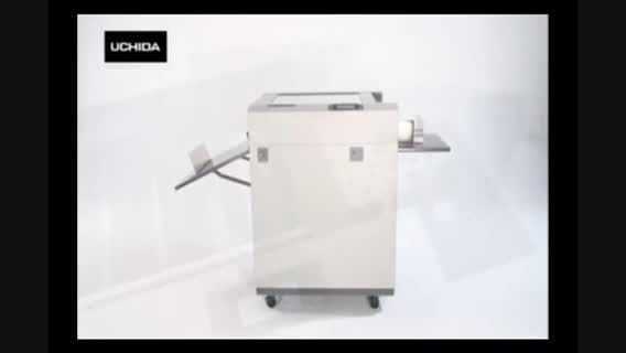 دستگاه برش و خط تا دیجیتال UCHIDA مدل AEROCUT