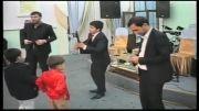 مشاعره طنز آذری با ساز و سبک عاشیق - رشاد پرویز