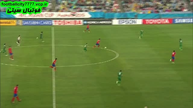 خلاصه بازی کره جنوبی 2 - 0 عراق(جام ملت های آسیا 2015)