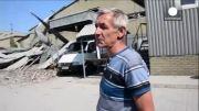 بالاگرفتن دوباره جنگ در شرق اوکراین
