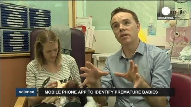 اپلیکیشن تلفن همراه برای تشخیص نوزادان نارس