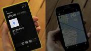 nokia lumia 920 vs samsung galaxy s3 map test and speed