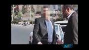 گزارش تلویزیون از دادگاه مهدی هاشمی