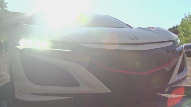 آکورا NSX نسخه مخصوص مسابقات Pikes Peak