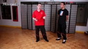 How to Do a Biu Sao - Wing Chun - وینگ چون
