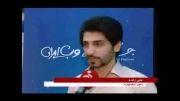 مصاحبه با محسن علیزاده مدیر فنی وب سایت آخرین اخبار  - شبکه خبر برنامه بیست نت