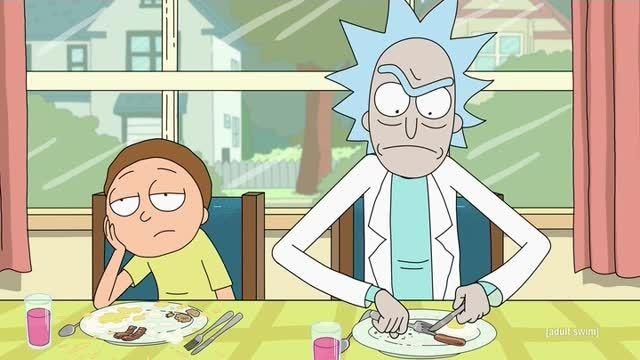 Rick and Morty - S01E01