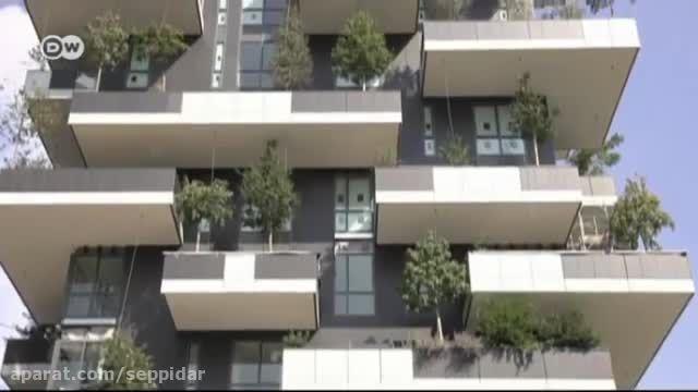 معماری شهری سبز