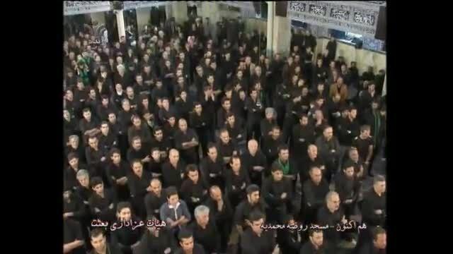 عزاداری مردم یزد - هیات بعثت - خبرپارسی