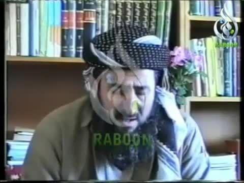 گریه احساسی ماموستا کریکار برای ماموستا ملا عثمان