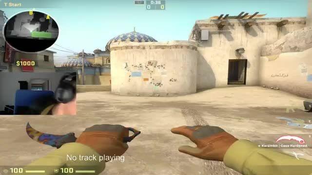 CS:GO - How to spray by Friberg - Recoil tutorial
