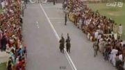 مراسم بستن مرز هند و پاکستان