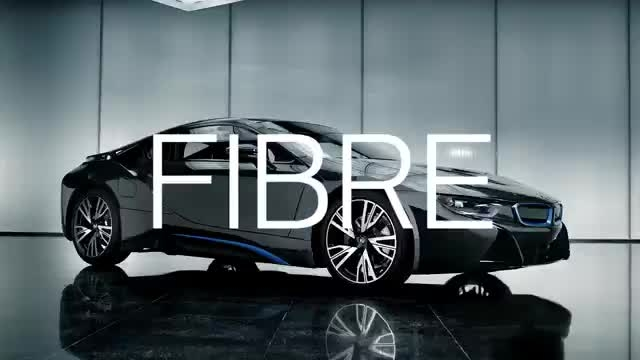 The all-new BMW i8. Official