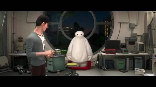 Big Hero 6 - Top of the world - Greek fire