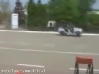 تمرین مبارزه نیروهای ویژه ی روسیه (اسپتسناز) 2