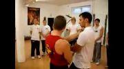 تکنیک دست و دفاع شخصی در وینگ چون ابماس
