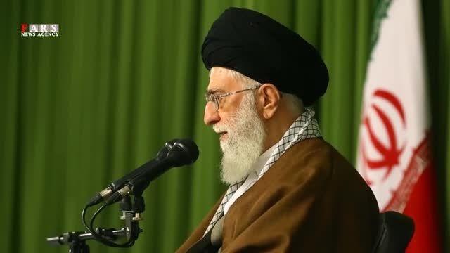 گزیده بیانات رهبر انقلاب در دیدار نمایندگان مجلس 6خرداد