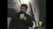 کریمی:روضه سوزناک حضرت زینب (س) از حاج محمود کریمی !!!
