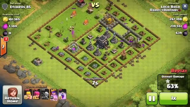 clash of clans update town hall 11