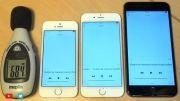 iPhone 6 vs iPhone 5S vs iPhone 6 Plus _Speaker Test