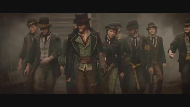 تریلر بازی assassin's creed syndicate  (جدید )