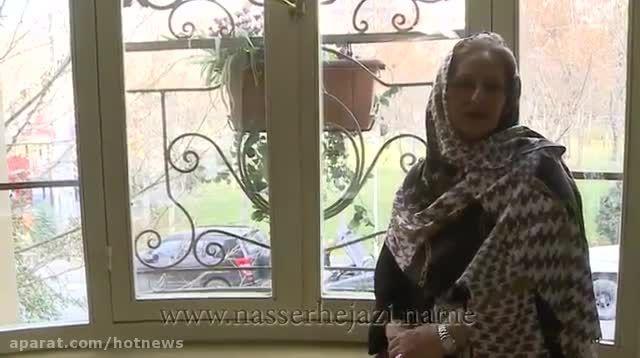 """اولین آنونس فیلم مستند """" من ناصر حجازی هستم... """""""