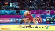 کشتی: شکست کریم فر مقابل نماینده کره جنوبی