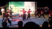 کونگ فو توآ استان بوشهر-رزم آهنگ