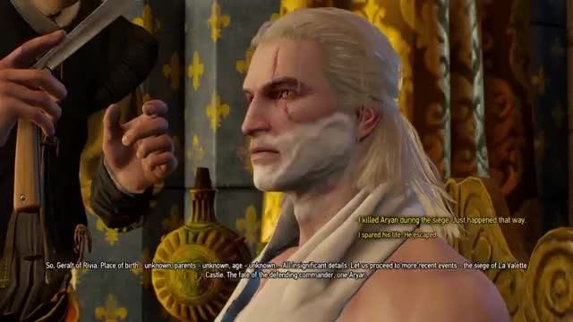 The Witcher 3 Wild Hunt | Make The Witcher 2 Decisions