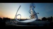 نمایشگاه 2017 آستانه -قزاقستان - شهر از آینده