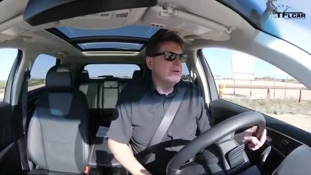2015 Ford Edge First Drive Review in TFL4K: A New, New