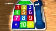 آموزش اعداد | Learn Numbers