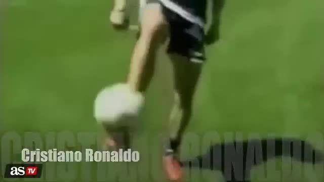 ستارگان حال حاضر فوتبال در کودکی