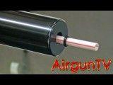How to clean an airgun barrel